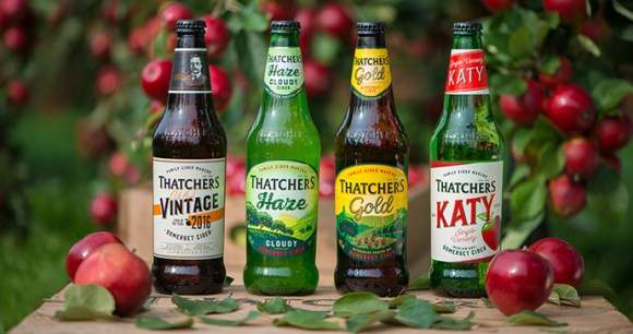Thatchers Cider Somerset by Neil Philips, Thatchers Cider