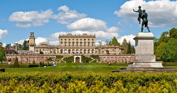 Cliveden House Chilterns by Patrick Wang Shutterstock
