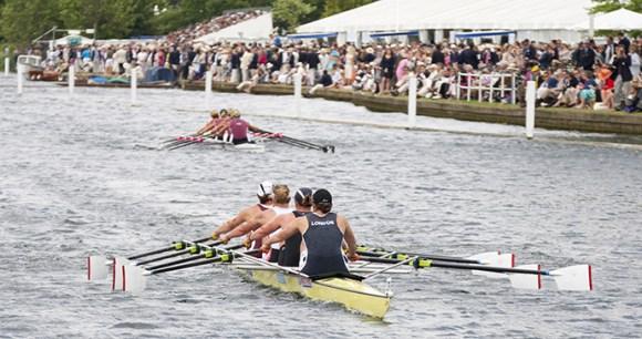 Henley regatta Chilterns by Mitch Gunn Shutterstock