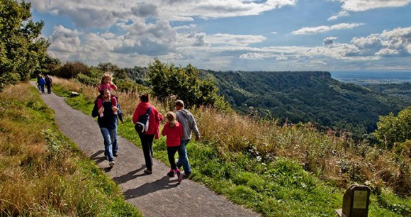 Walkers Sutton Bank North Yorkshire by Chris J Parker, NYMNP