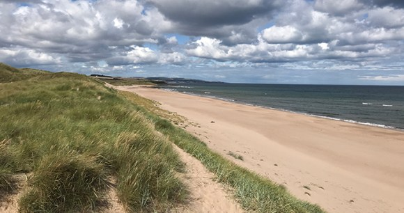 Cheswick Sands, Northumberand, UK by Gemma Hall