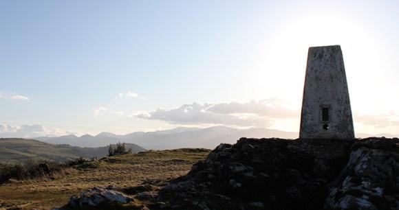 Bryn Euryn, Small Hills by James Bennett, Flickr