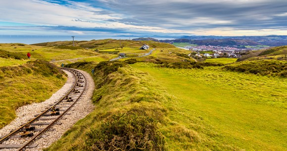 The Great Orme, Small Hills by Phil Kieran, Shutterstock