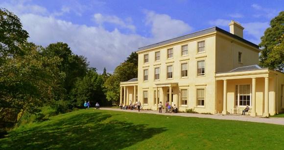 Greenway Agatha Christie's House South Devon England UK by Jason Ballard, Wikimedia Commons