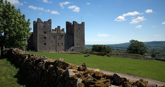 Bolton Castle Wensleydale Yorkshire Dales by Welcome to Yorkshire