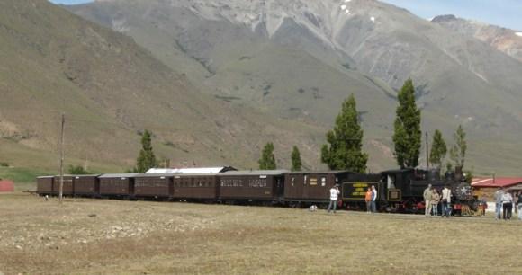 La Trochita, the Viejo Expreso Patagónico to Esquel, Argentina by PatagoniaArgentina, Wikipedia