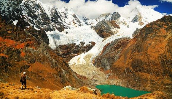 Cordillera Huayhuash Peru by Mikadun Shutterstock