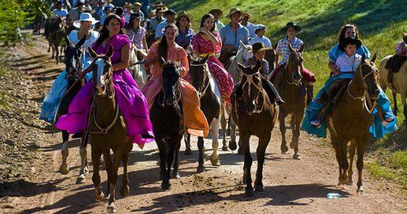 Fiesta de la Patria Gaucha Uruguay by Kobby Dagan Shutterstock