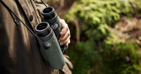 K14 EL Range Waldaufnahme Swarovski Binoculars by Olaf Koster