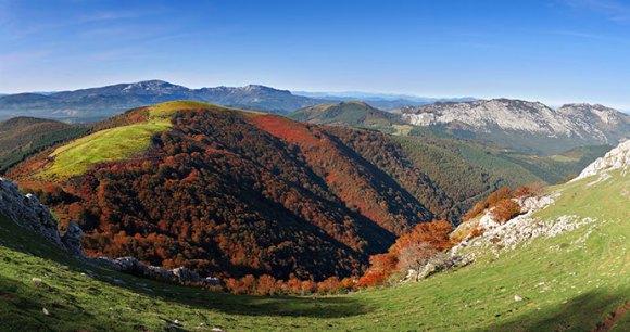 Urkiola National Park Spain Basque Country by Mimadeo Shutterstock