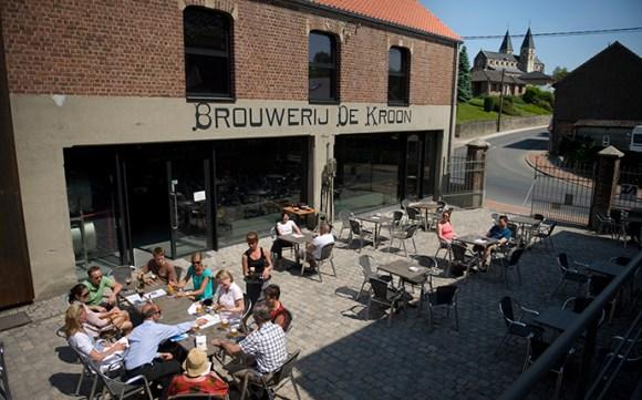 De Kroon brewery Leuven by Toerisme Leuven, VisitFlanders