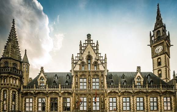 The Post Hotel Ghent Flanders by Zannier Hotels, VisitFlanders