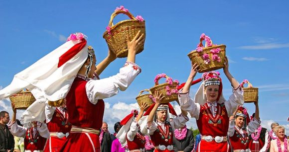 Rose Festival Kazanluk Bulgaria by  © Todor Yankov, Dreamstime