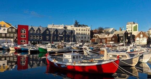 Torshavn, Faroe Islands by VisitFaroeIslands