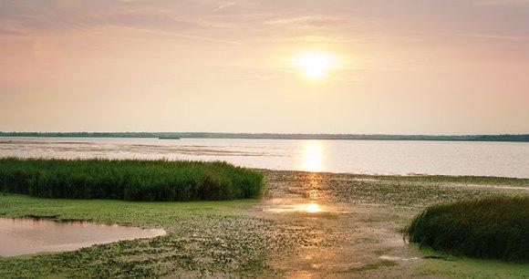 Lake Tisza Hungary Europe by waku Shutterstock