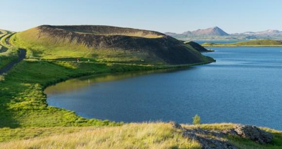 Mývatn, Iceland by orxy, Shutterstock