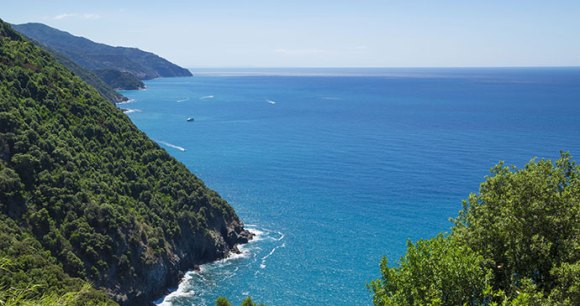 Cinque Terre Footpath Italy Liguria by ELEPHOTOS Shutterstock