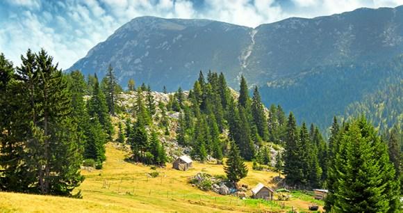 Mokra Gora, Kosovo by Pecold, Shutterstock