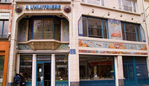 A L'Huitriere Lille France by Victoria Imeson Flickr
