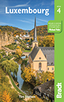 Luxembourg the Bradt Guide by Tim Skelton