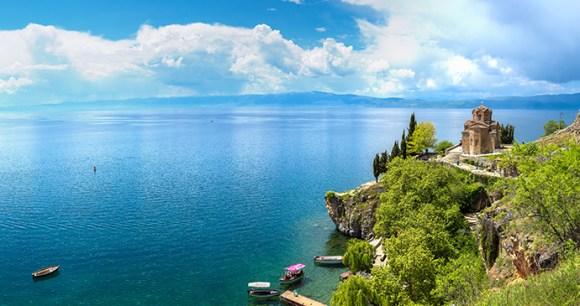 Lake Ohrid North Macedonia SF Shutterstock