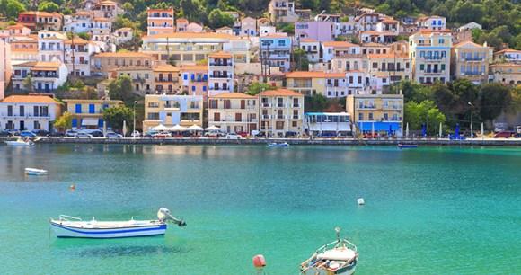 Gythio The Peloponnese Greece by Inu Shutterstock