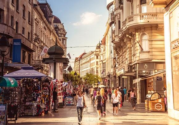 Knez Mihailova, Belgrade, Serbia by Kiril Makarov, Shutterstock