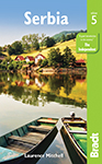 Serbia the Bradt Guide by Laurence Mitchell