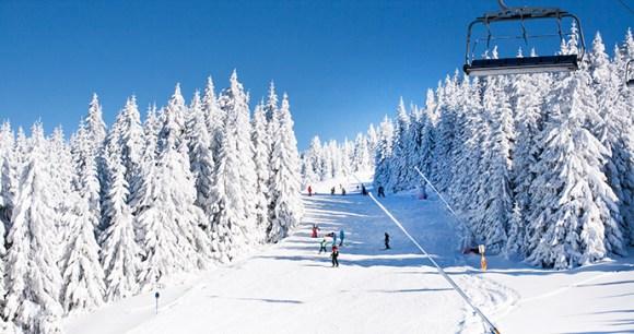 Kapaonik ski resort Serbia by Nataliya Nazarova Shutterstock