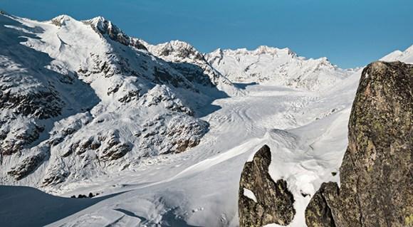 Aletsch Glacier Switzerland by Andre Meier Switzerland Tourism best walking routes switzerland