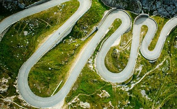 Tremola Road Gotthard Pass Switzerland by Ivo Scholz Switzerland Tourism