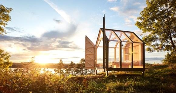 Cabin Henriksholm Dalsland West Sweden Jonas Ingman, vastverige.com