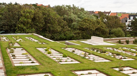 Wimereux Communal Cemetery Boulogne France by