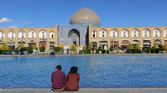 Sheikh Lotfallah Mosque, Esfahan Iran Maria Oleinik