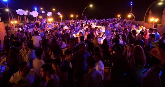 Nightlife bars clubs Tel Aviv Israel © Dana Friedlander, IMOT