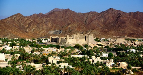 Bahla Fort, Oman by Laurence Cameo, Dreamstime
