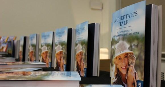 Books, A Cheetah's Tale by Laura Pidgley