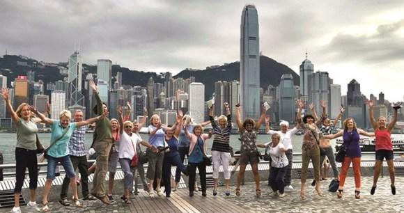 Hong Kong Group, Hong Kong © Just You