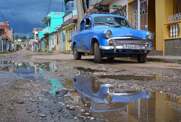 Trinidad Cuba by Thomas Ng