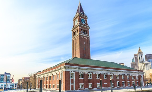 King Street Station Seattle USA by Png Studio Photography, Shutterstock