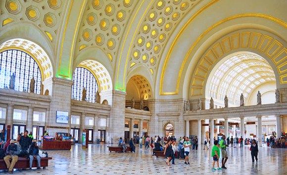 Union Station Washington DC USA by V_E, Shutterstock