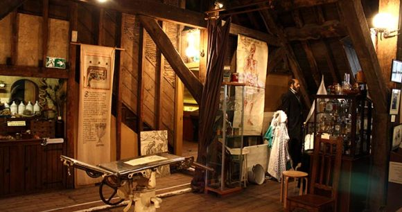 Old operating theatre museum Ann Lee