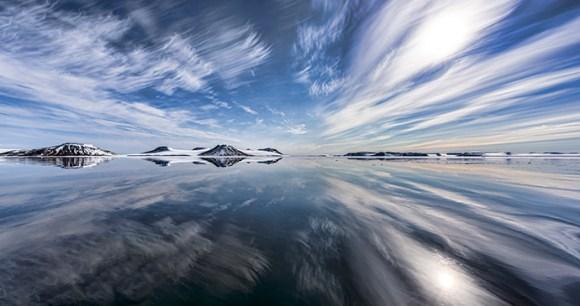 Franz Josef Land, Svalbard by Christopher Michel, Wikimedia Commons