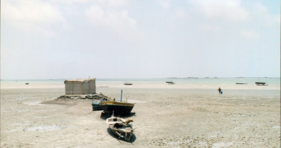Keti Bandar Pakistan Indus River source by Iain Campbell