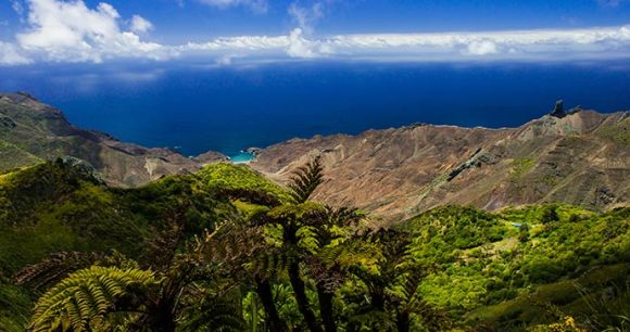 Sandy Bay St Helena by Paul Tyson St Helena Tourism