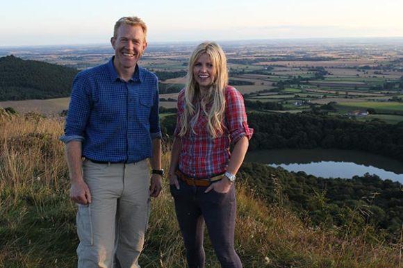 Adam Henson and Ellie Harrison - Secret Britain