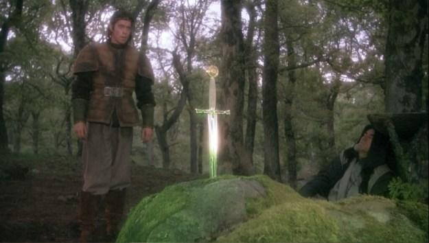 Arthur meets his destiny.