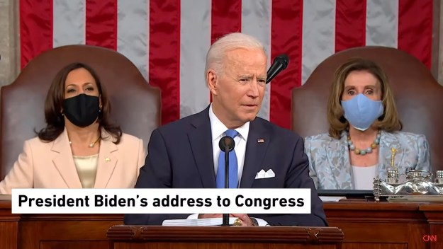 Joe Speaks