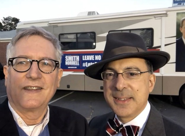 The last time I ran into Paul Demarco -- at a campaign barbecue in Florence,