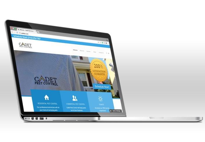 Cadet Pest Control Website